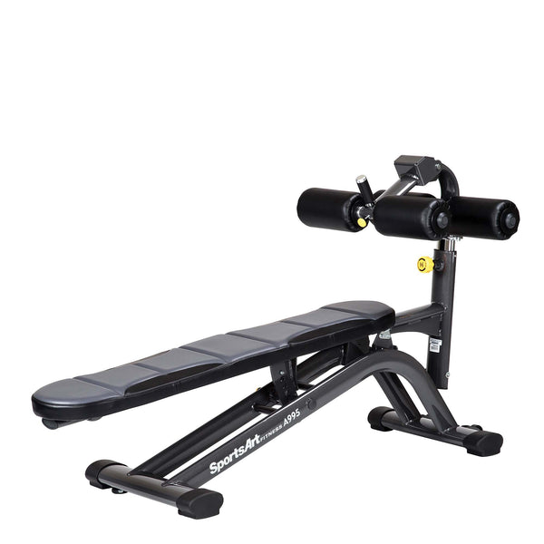 Commercial Gym Equipment - Crunch Bench