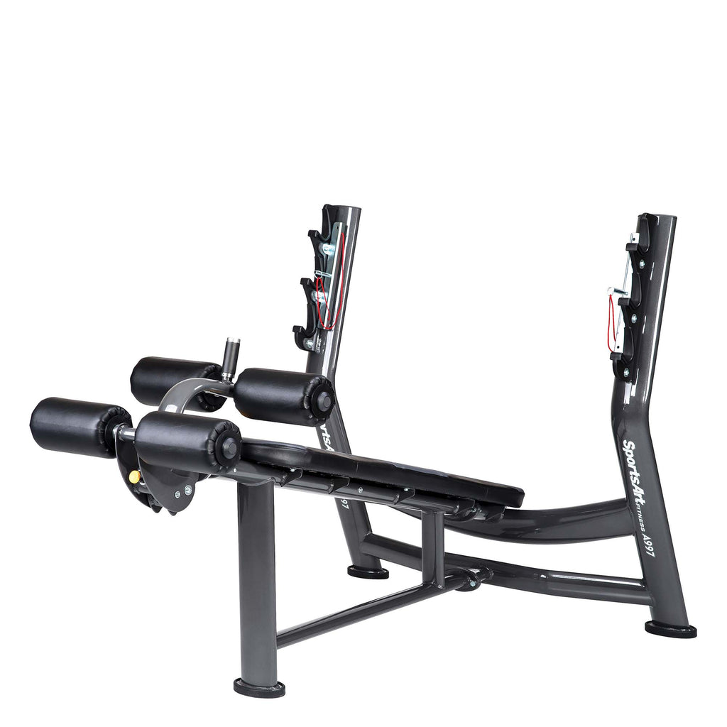 Commercial Gym Equipment - Olympic Decline Bench