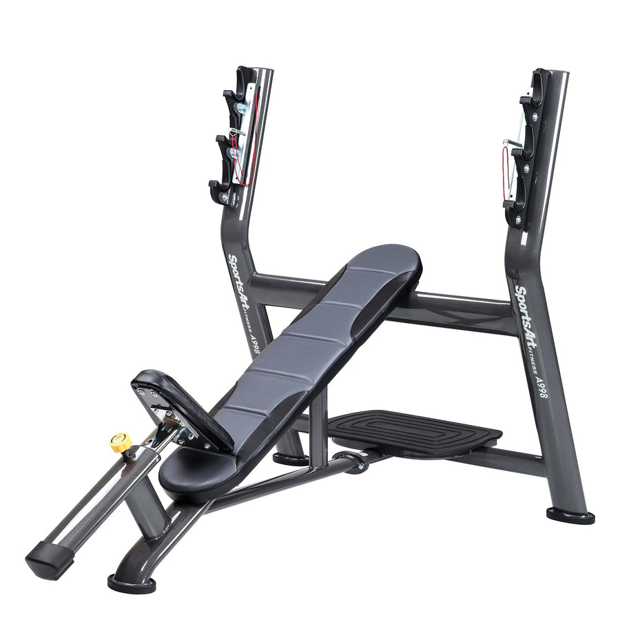 A998 - Olympic Incline bench Press - Gym Concepts