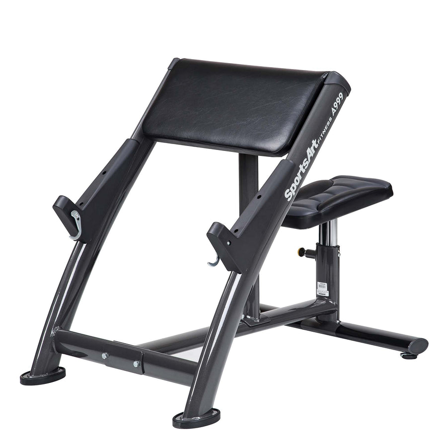 A999 - Scott Curl Bench - Gym Concepts
