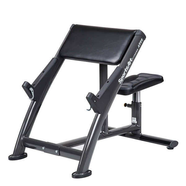 Commercial Gym Equipment - Scott Curl Bench