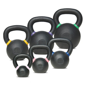 AlphaState Cast Iron Kettlebell Set - Gym Concepts