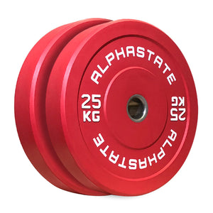 AlphaState Colour Bumper Plates