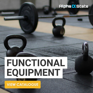 AlphaState Functional Equipment - Gym Concepts