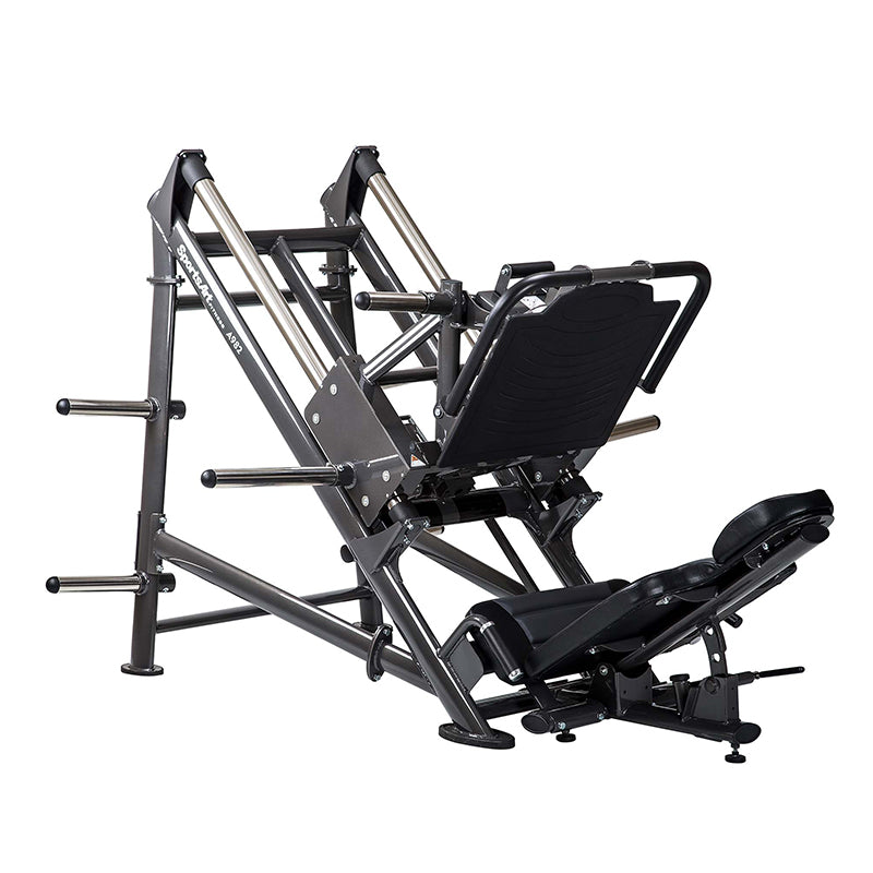A982 - 45° Leg Press - Gym Concepts