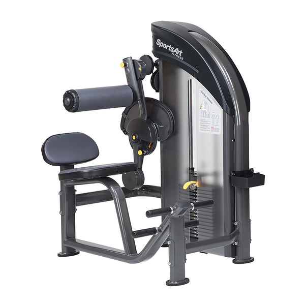 Commercial Gym Equipment Back Extension