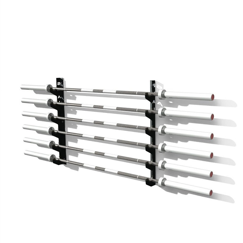 AlphaState Bar Rack - Wall Mounted - Gym Concepts