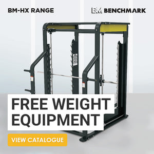 BenchMark Free Weight Equipment - HX - Gym Concepts