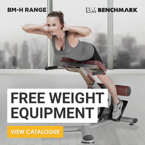 BenchMark Free Weight Equipment - H - Gym Concepts
