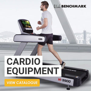 BenchMark Cardio - Gym Concepts