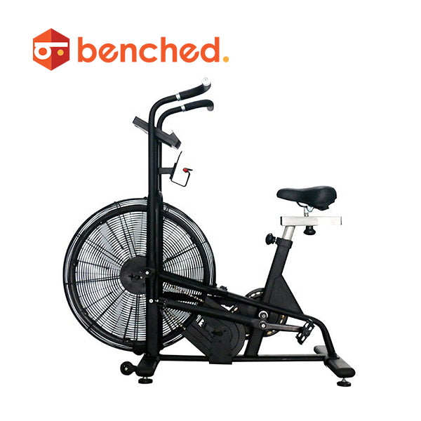 Benched Fitness  Air bike