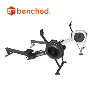 Benched Fitness  Air Rower