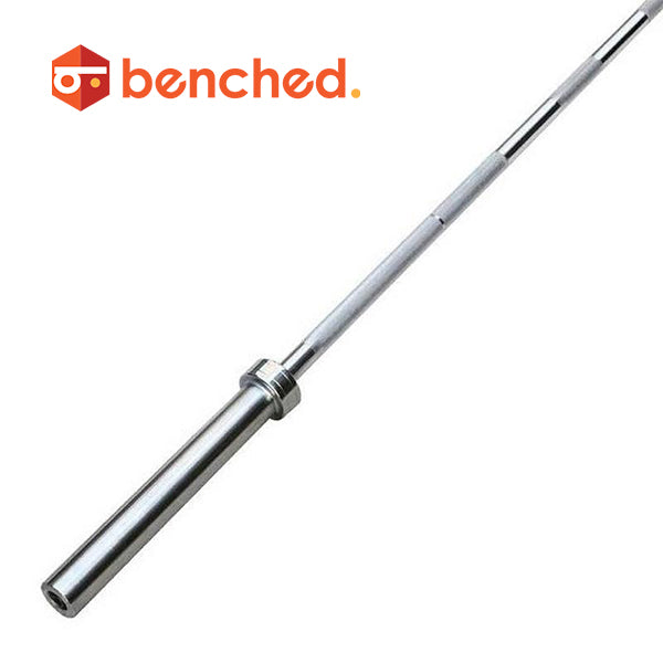 Benched Fitness Olympic Lifting Barbell
