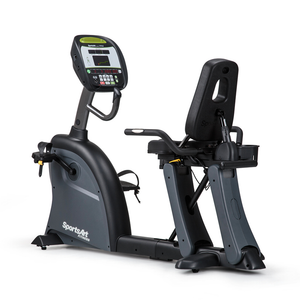 C545R LED Recumbent Bike