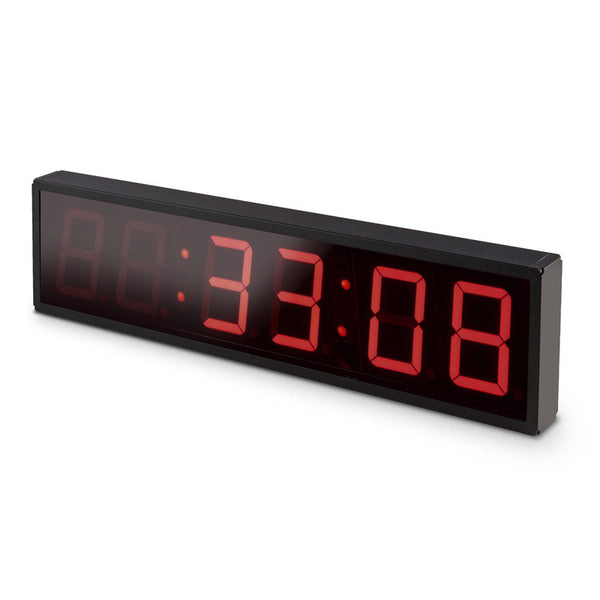Six-Digit CrossFit Timer