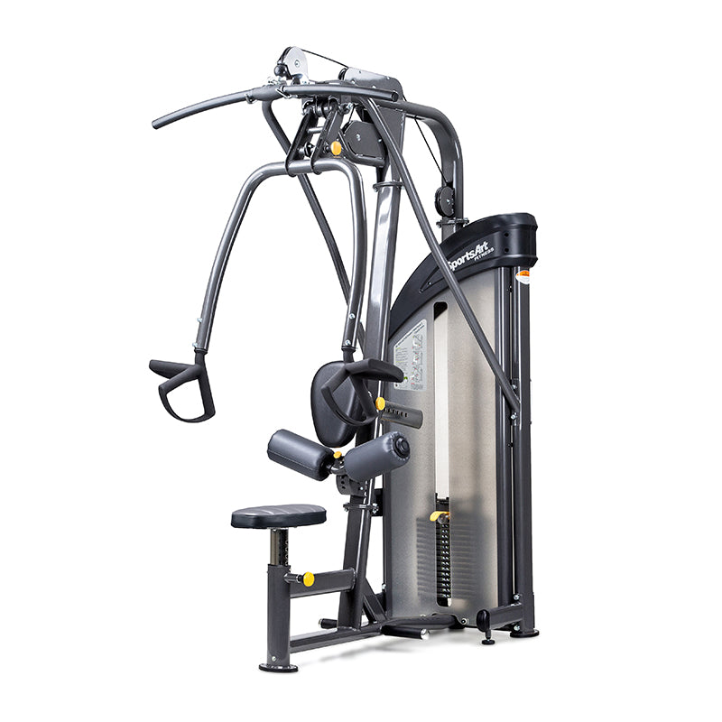 DF-203 - Lat Pull Down/Mid Row - Gym Concepts