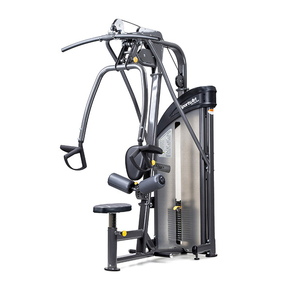 Commercial Gym EquipmentLat Pulldown/Mid Row