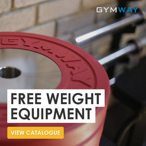 GYMWAY Free Weight Equipment - Gym Concepts