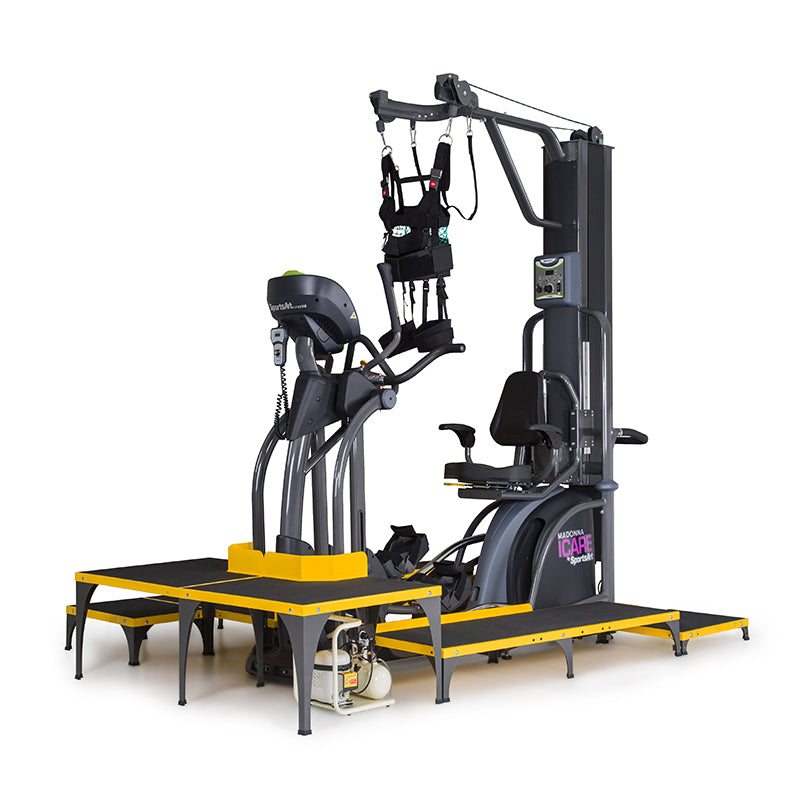 E875MA - ICARE (Lifting System Only) - Gym Concepts