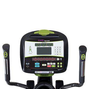 ICARE - Intelligently Controlled Assistive Rehabilitation Elliptical - Gym Concepts