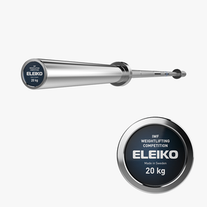 Eleiko IWF Weightlifting Competition Bar 20kg - Gym Concepts