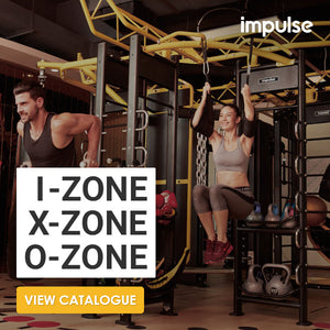 Impulse I-X-O - ZONE Equipment - Gym Concepts