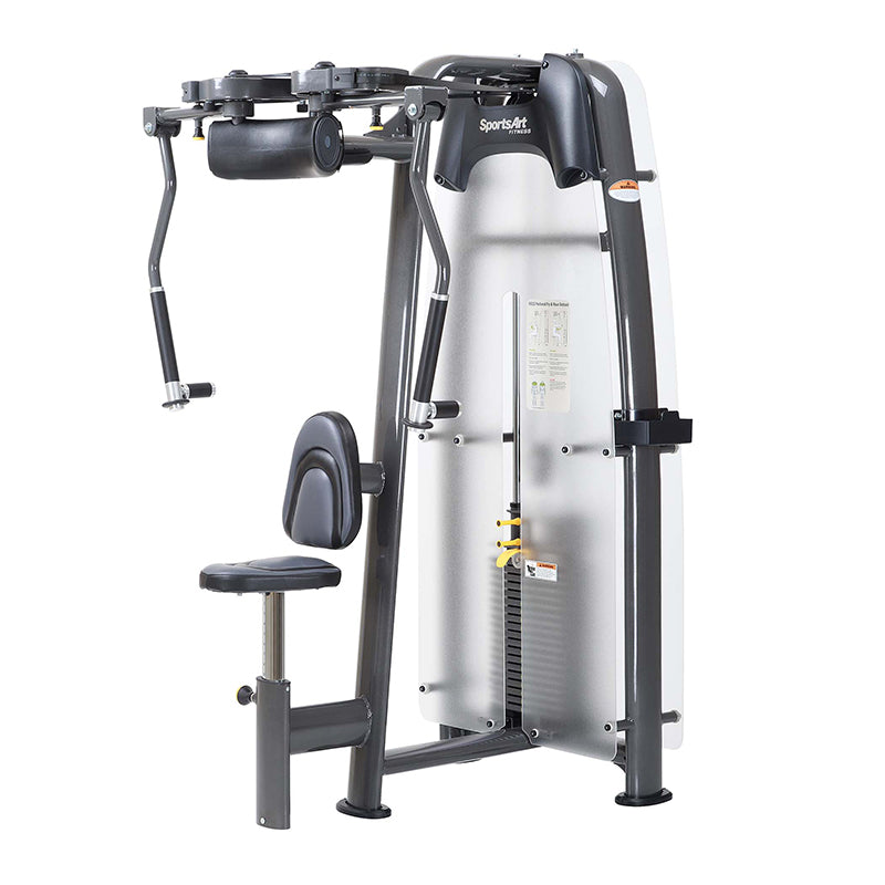 Commercial Gym Equipment Pec Fly Rear Delt