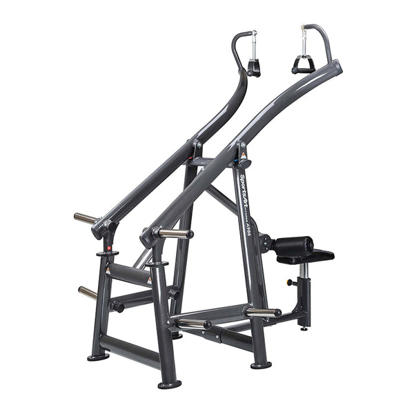 Commercial Gym Equipment Plate Loaded Lat Pull Down
