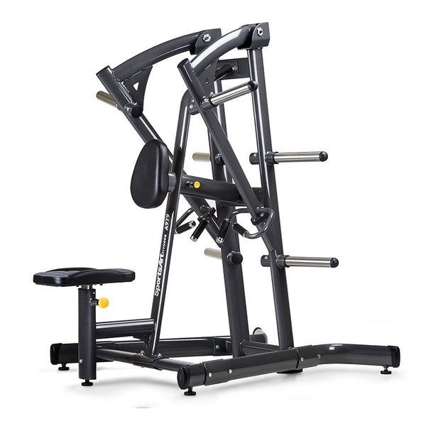 Commercial Gym Equipment Plate Loaded Low Row