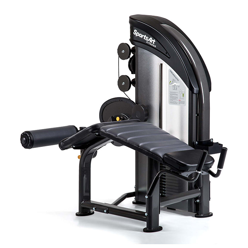 Commercial Gym Equipment Prone Leg Curl