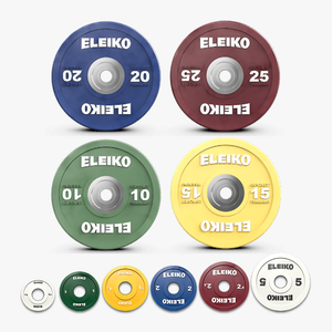 Eleiko Performance Set 190kg - Gym Concepts
