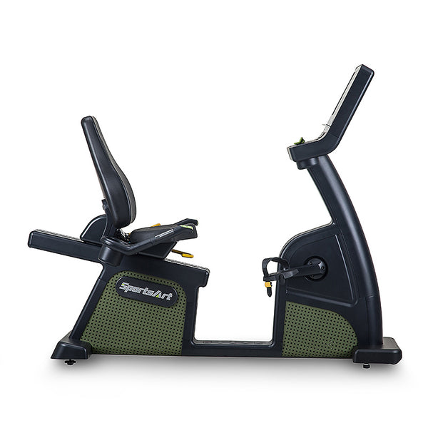 Commercial Gym Equipment - Recumbent Bike