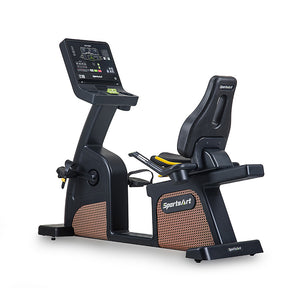 C576R - Recumbent Bike - Gym Concepts