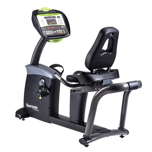 G575R - Recumbent Bike - Gym Concepts