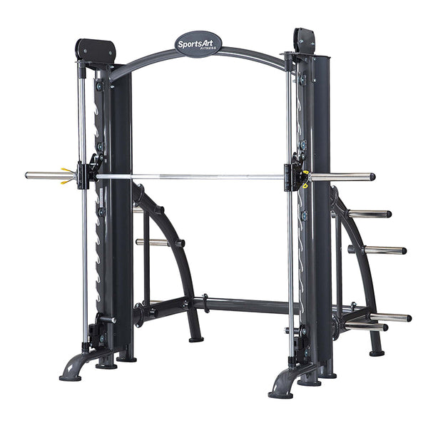 Commercial Gym Equipment Plate Loaded Smith Machine