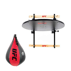 UFC MAYA PU Speed Bag + Speed Bag Platform