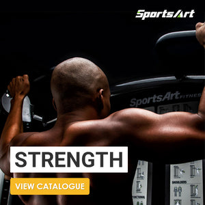 SportsArt Strength Equipment Catalogue