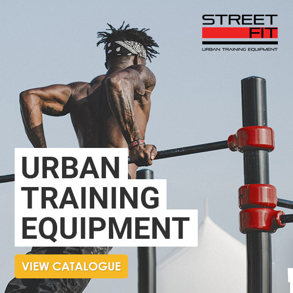 StreetFit Urban Training Equipment