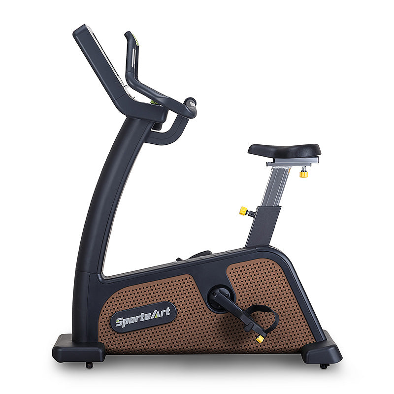 C576U - Upright Bike - Gym Concepts