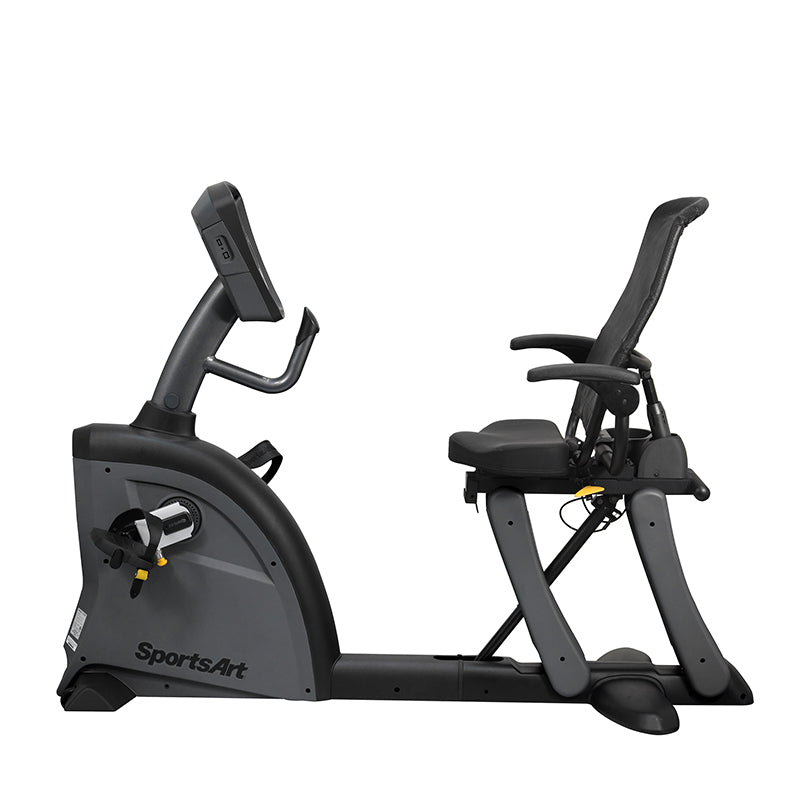 C521M - Recumbent Bike - Gym Concepts