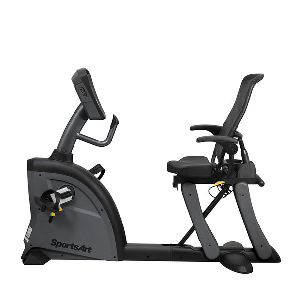 Commercial Gym Equipment - Recumbent Cycle