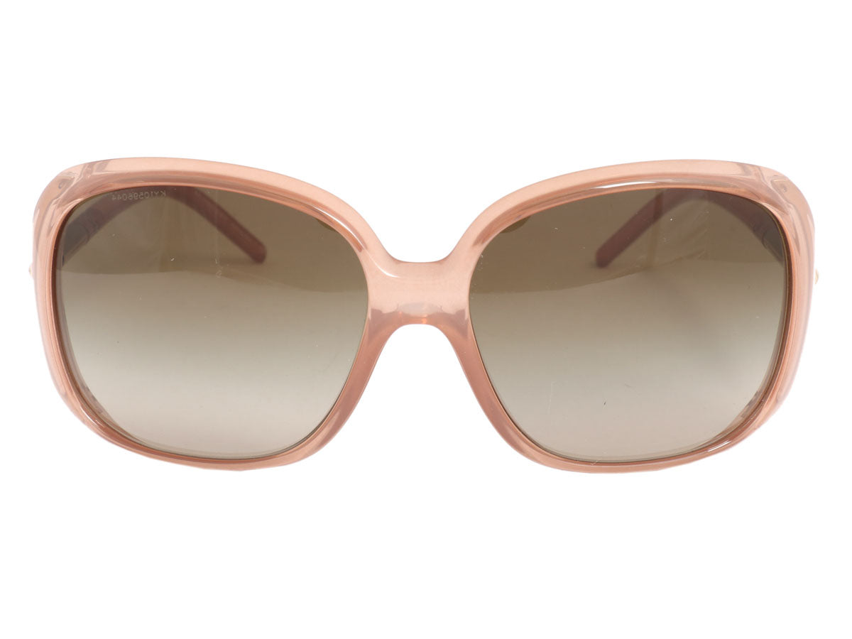 50d7265aed3a Burberry Light Brown Sunglasses - Ann's Fabulous Closeouts