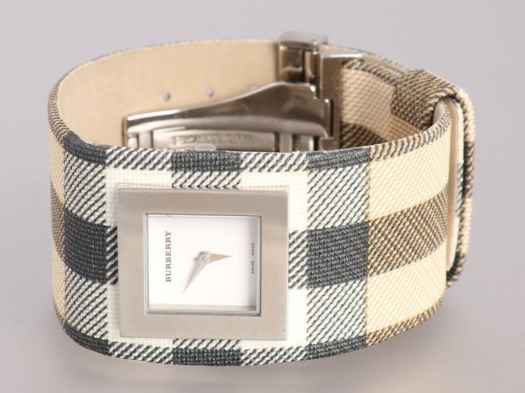 Burberry Nova Check Watch 30mm