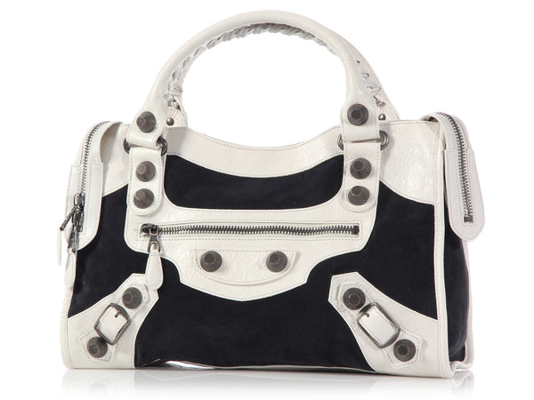 Balenciaga 2008 GSH Black and White Motocross City