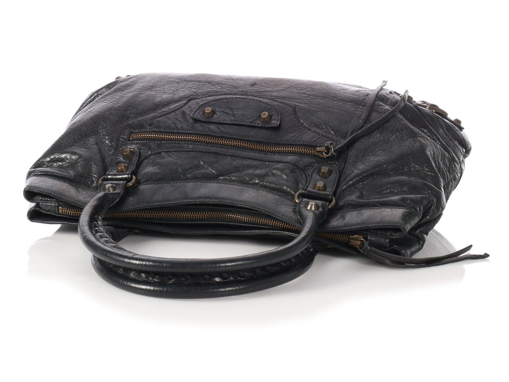 Balenciaga Black Classic Purse Bag