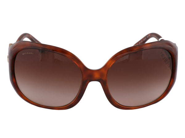 Bulgari Crystal Embellished Sunglasses