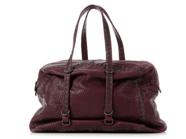 Bottega Veneta Large Brown Shoulder Bag