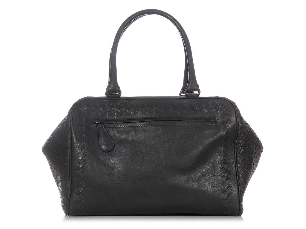 Bottega Veneta Dark Gray Brera