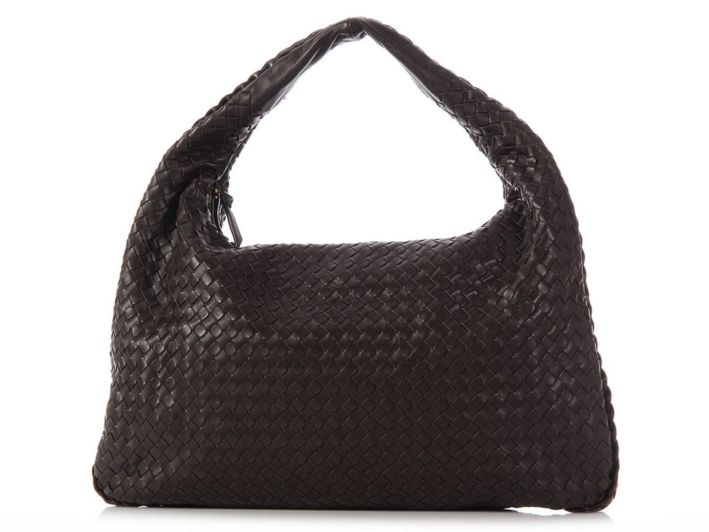 Bottega Veneta Medium Coffee Veneta