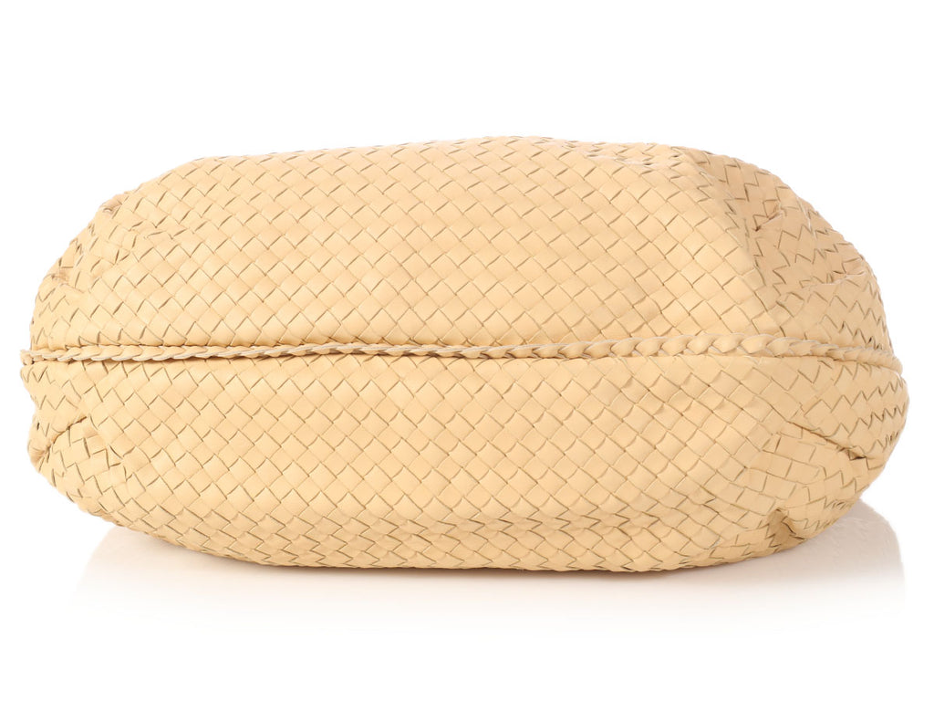 Bottega Veneta Cream Belly Bag